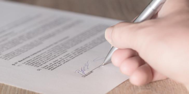 Mietvertrag für einen Kfz-Stellplatz