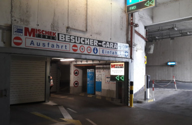 Garage Mischek Tower 1