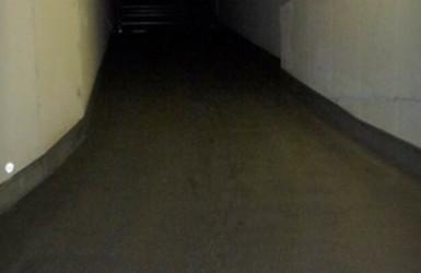 Garagenabfahrt