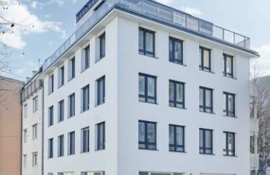 Neubau in Gersthof